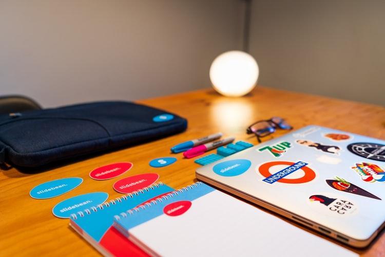 branded visual marketing tools