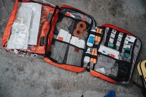 branded first aid kit